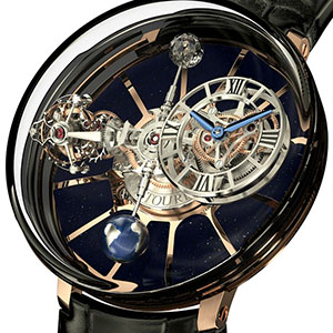 Jacob and Co, Montre Astronomia Tourbillon, 2014