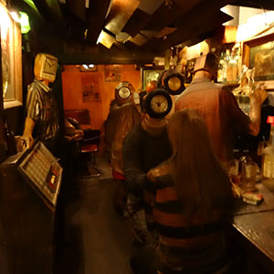 E. Kienholz, The beanery, 1965, Amsterdam