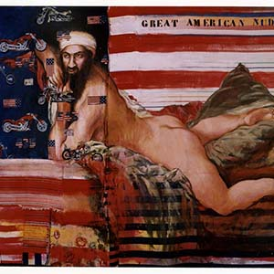 H. Musa, Great american nude, 2002